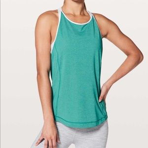 EUC Lululemon Time To Sweat Tank - Sz 6